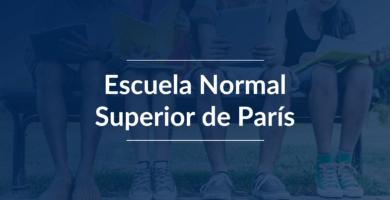 Escuela Normal Superior de Paris