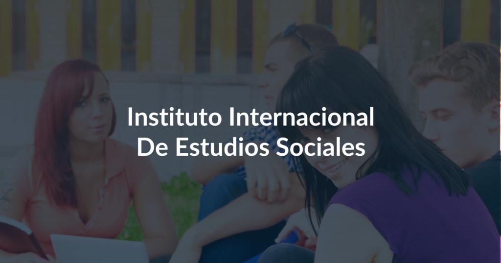Instituto Internacional Estudios Sociales