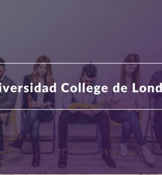 Universidad College de Londres
