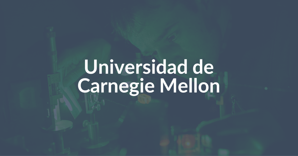 Universidad de Carnegie Mellon