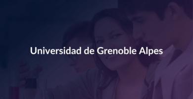 Universidad de Grenoble Alpes