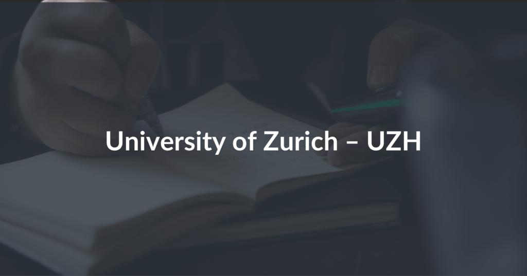 Universidad de Zurich